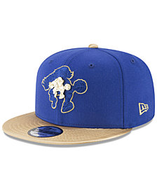 New Era Philadelphia 76ers Triple Gold 9FIFTY Snapback Cap