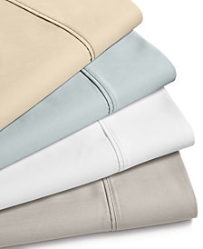 AQ Textiles 1000 Thread Count 4-Pc. Sheet Sets, Certified Egyptian Cotton Blend