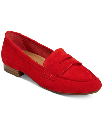 Aerosoles Map Out Loafers