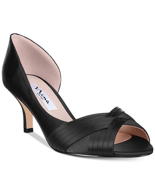 10d15d031523 Nina Contesa Pumps   Reviews - Pumps - Shoes - Macy s