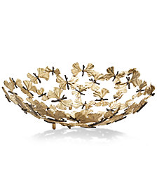 Michael Aram Butterfly Ginkgo Centerpiece Bowl