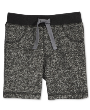 First Impressions PullOn Knit Shorts Baby Boys Created for Macys