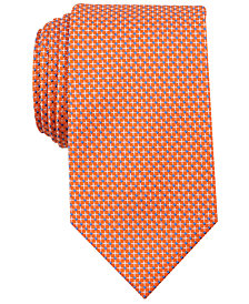 Nautica Men's Rhea Mini Neat Silk Tie