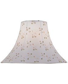 "Lite Source Jacquard 16"" Lamp Shade"