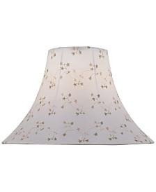"Lite Source Jacquard 16"" Lamp Shade"