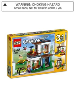 Lego 386Pc Creator Modular Modern Home