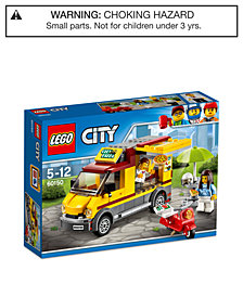LEGO® City 249-Pc. Great Vehicles Pizza Van Set 	60150