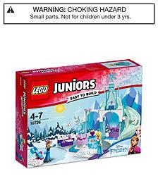LEGO® 94-Pc. Juniors Anna & Elsa's Frozen Playground Set 10736