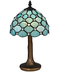 Dale Tiffany Castle Point Accent Lamp