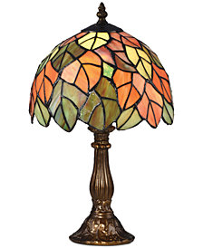 Dale Tiffany Cape Reinga Accent Lamp
