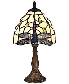 Dale Tiffany Cape Dragonfly Accent Lamp