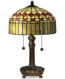 Mayor Island Tiffany Table Lamp