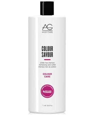 Image of Ag Hair Colour Care Colour Savour Shampoo, 33.8-oz, from Purebeauty Salon & Spa