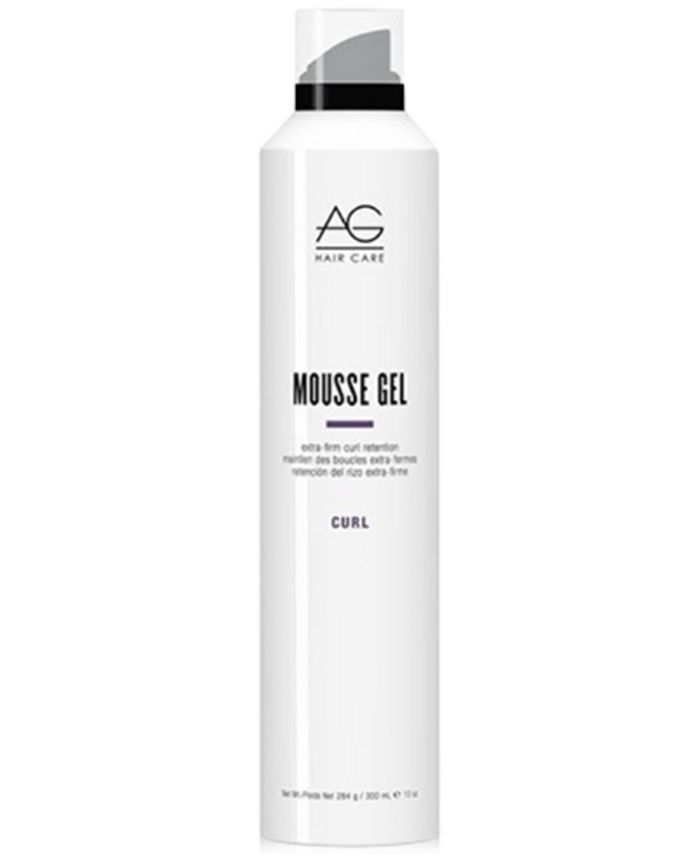 AG Hair - Mousse Gel Extra-Firm Curl Retention, 10-oz.