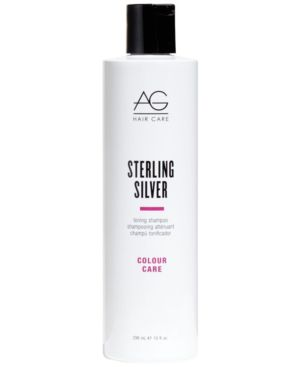 Image of Ag Hair Colour Care Sterling Silver Toning Conditioner, 10-oz, from Purebeauty Salon & Spa