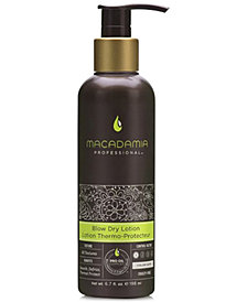 Macadamia Blow Dry Lotion, 6.7-oz., from PUREBEAUTY Salon & Spa