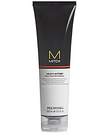 Mitch Heavy Hitter Deep Cleansing Shampoo, 8.5-oz., from PUREBEAUTY Salon & Spa