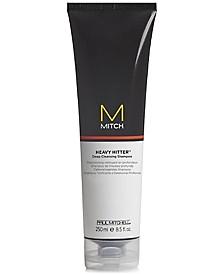 Paul Mitchell Mitch Heavy Hitter Deep Cleansing Shampoo, 8.5-oz., from PUREBEAUTY Salon & Spa
