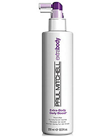 Paul Mitchell Extra-Body Daily Boost, 8.5-oz., from PUREBEAUTY Salon & Spa