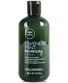 Tea Tree Lavender Mint Moisturizing Shampoo, 10.14-oz., from PUREBEAUTY Salon & Spa