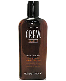 American Crew Light Hold Texure Lotion, 8-oz., from PUREBEAUTY Salon & Spa