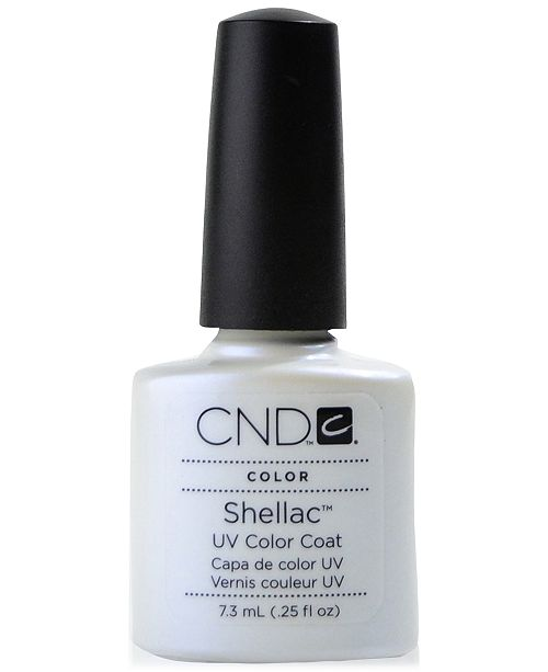 CND Creative Nail Design Shellac Nail Polish, from PUREBEAUTY Salon & Spa