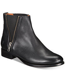 Frye Women's Carly Zip Chelsea Boots