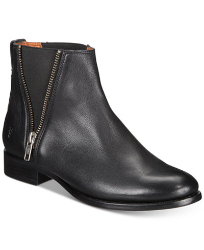 Women's Carly Zip Chelsea Boot