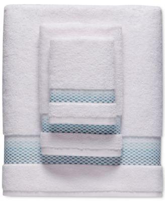 Rain Cotton Dobby Hand Towel