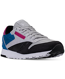 Reebok Men's Classic WB Casual Sneakers from Finish Line