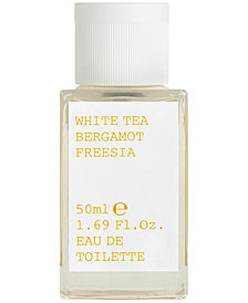 Korres White Tea Bergamot Freesia Eau de Toilette, 1.7-oz.