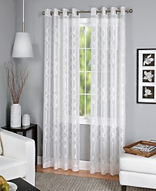 Elrene Latique Sheer Window Collection