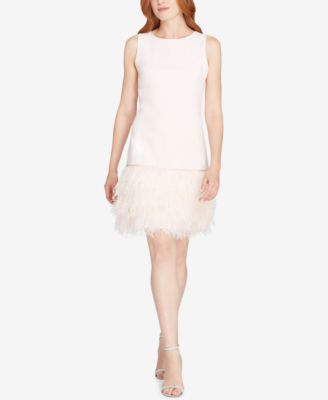 Feather Cocktail Dresses for Women