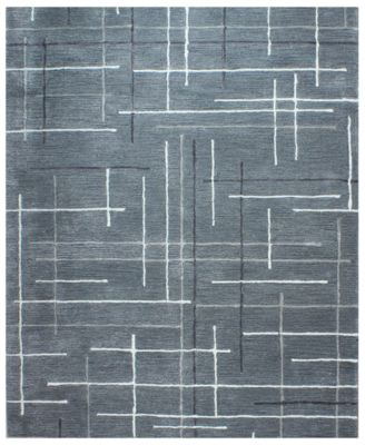 City Grid CG1 14'' Square Swatch, Created for Macy's