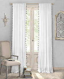 "Elrene Bianca Cotton 52"" x 84"" Window Panel"