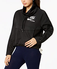 Nike Sportswear Funnel-Neck Jacket