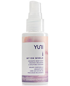 Yuni My Om World Aromatic Body Mist, 1.7 fl. oz.