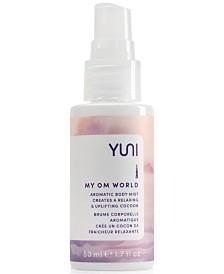 YUNI My Om World Aromatic Body Mist, 1.7 fl. oz.