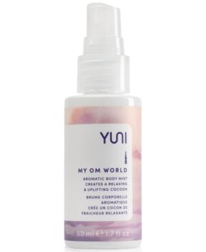 Yuni My Om World Aromatic Body Mist 17 fl oz