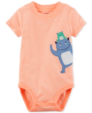 Carters Monsters Cotton Bodysuit Baby Boys (024 months)