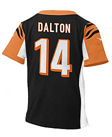 Nike Andy Dalton Cincinnati Bengals Game Jersey, Toddler Boys