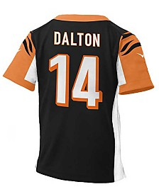 Nike Andy Dalton Cincinnati Bengals Game Jersey, Toddler Boys
