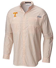 Columbia Men's Tennessee Volunteers Super Tamiami Long Sleeve Shirt