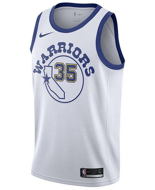 6e22f0bab24 Nike Men s Kevin Durant Golden State Warriors Hardwood Classics Swingman  Jersey ...