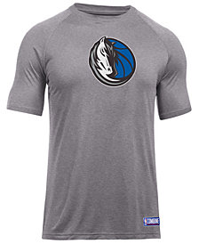 Under Armour Men's Dallas Mavericks Primary Logo T-Shirt