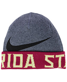Nike Florida State Seminoles Training Beanie Knit Hat