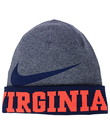 Nike Virginia Cavaliers Training Beanie Knit Hat