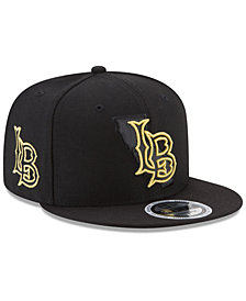 New Era Long Beach State 49ers State Flective 9FIFTY Snapback Cap