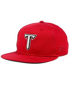 Top of the World Troy University Trojans League Snapback Cap