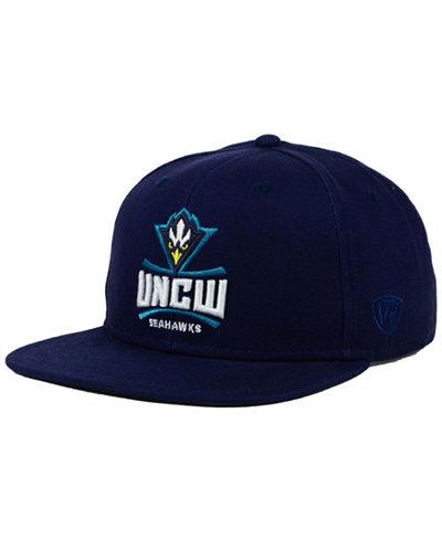 Top of the World UNC Wilmington Seahawks League Snapback Cap